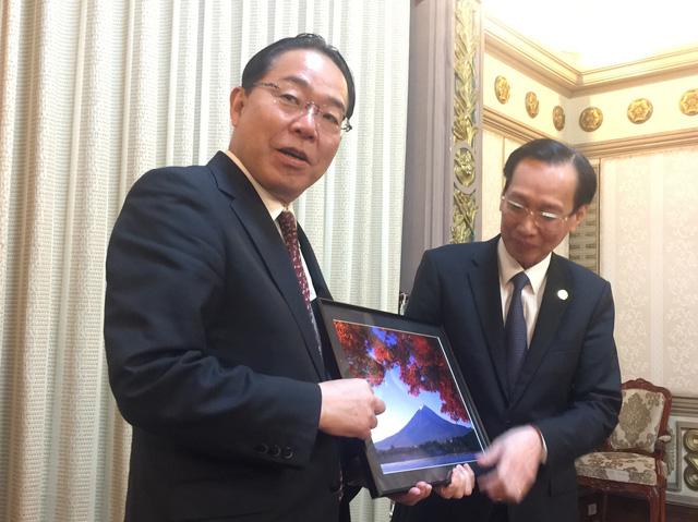 TP.HCM muốn hợp tác với Nhật phát triển du lịch - Ảnh 1.