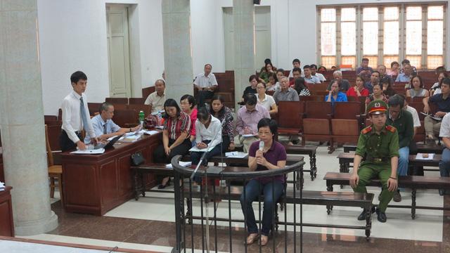 Bà Châu Thị Thu Nga kháng cáo toàn bộ bản án sơ thẩm - Ảnh 1.