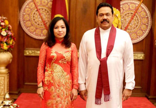 Nữ ngoại giao Việt đắc cử Tổng thư ký kế hoạch Colombo - Ảnh 1.