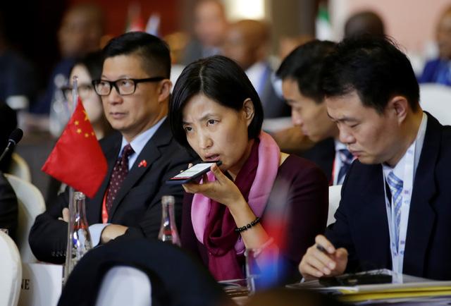 Trung Quốc bị tố thao túng tổ chức Interpol - Ảnh 1.