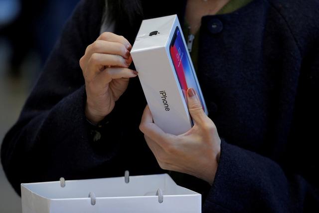 Apple ra mắt iPhone X bản đã mở khóa mạng - Ảnh 1.
