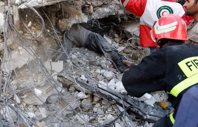 Nhiều ngôi làng ở Iran biến mất sau động đất - Ảnh 3.