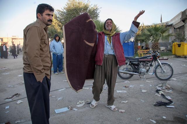 Động đất ở Iran - Iraq: số thương vong gần 7.000 người - Ảnh 1.