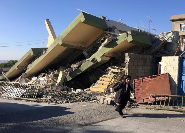 Động đất ở Iran - Iraq: số thương vong gần 7.000 người - Ảnh 3.