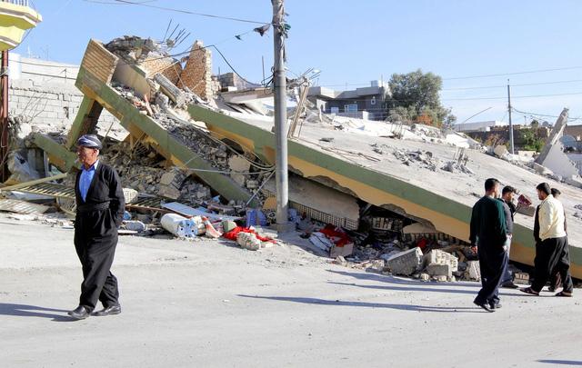 Động đất ở Iran - Iraq: số thương vong gần 7.000 người - Ảnh 5.