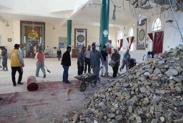 Động đất ở Iran - Iraq: số thương vong gần 7.000 người - Ảnh 7.