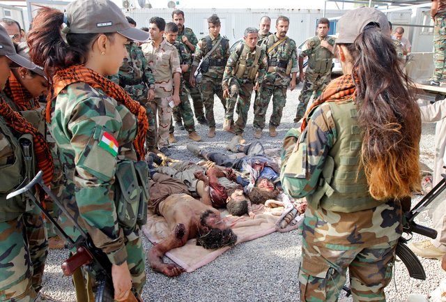 Nga liên tục tố Mỹ dùng khủng bố IS quấy phá ở Syria - Ảnh 3.