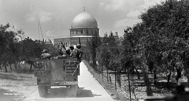 Jerusalem - điểm nóng ngàn đời - Ảnh 4.