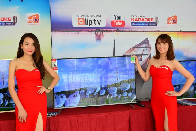 Kooda - tivi cao cấp cho gia đình Việt - Ảnh 2.