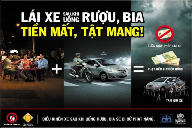 Uống rượu, bia xong, dùng code xe taxi miễn phí để về an toàn - Ảnh 1.