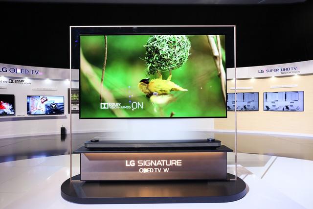 Thị trường tivi OLED sẽ sôi động hơn? - Ảnh 2.