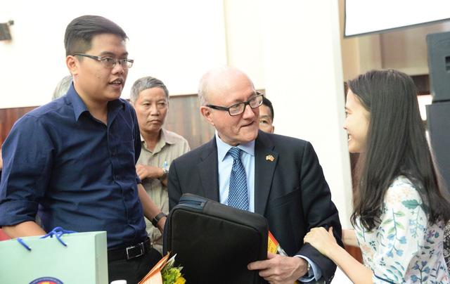 Tiếp tục những giấc mơ cho Việt Nam của Phạm Xuân Ẩn - Ảnh 5.