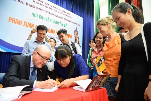 Tiếp tục những giấc mơ cho Việt Nam của Phạm Xuân Ẩn - Ảnh 3.