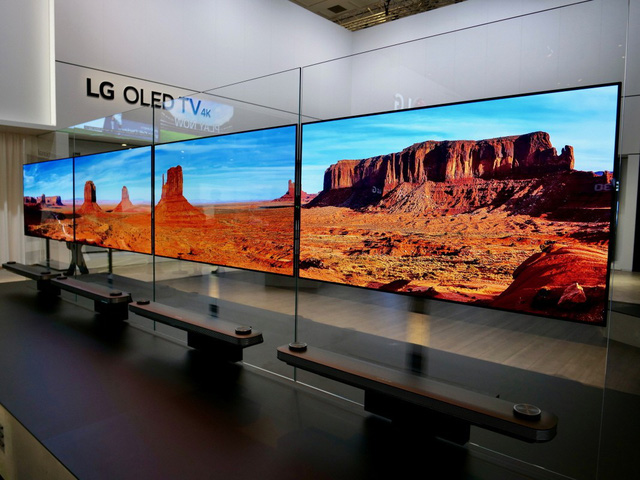 Thị trường tivi OLED sẽ sôi động hơn? - Ảnh 3.