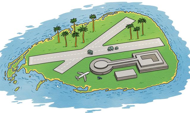 Bài học đắt giá từ chuyện nhờ Trung Quốc xây sân bay - Ảnh 3.