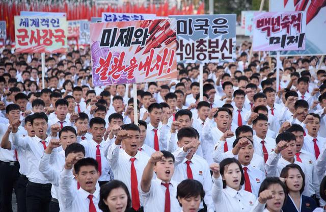 Triều Tiên chuyển hướng công kích Mỹ về Trung Đông - Ảnh 1.