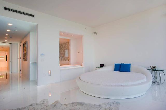 Các mẫu giường tròn cho cặp đôi lãng mạn - Ảnh 6.