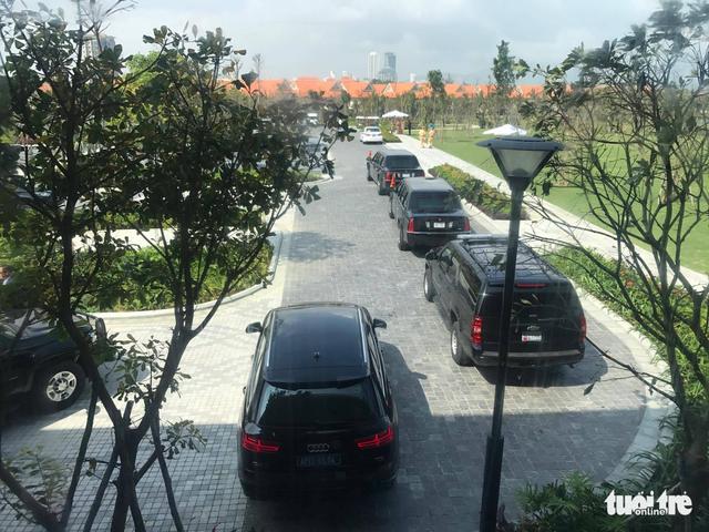 Tổng thống Donald Trump đã đến Đà Nẵng - Ảnh 2.