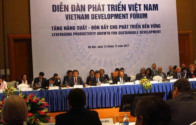 Thủ tướng nêu 5 giải pháp tăng năng suất, phát triển bền vững - Ảnh 1.