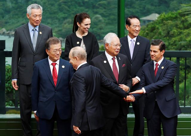 Những khoảnh khắc đáng nhớ của APEC 2017 - Ảnh 4.