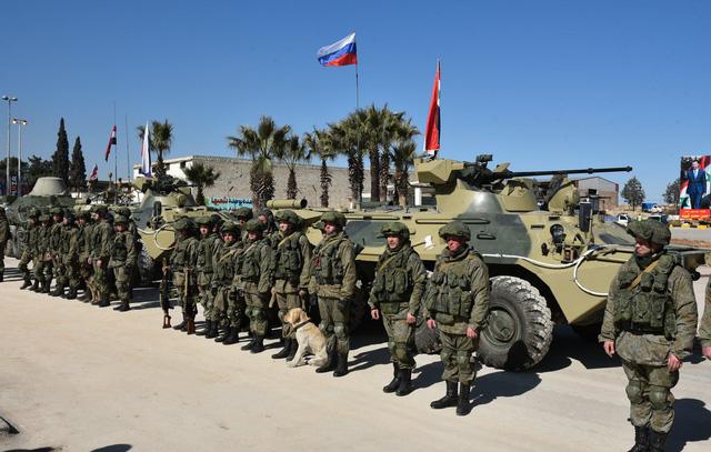 Tổng thống Putin: Syria cho quân đội Nga kinh nghiệm chiến đấu hiếm có - Ảnh 1.