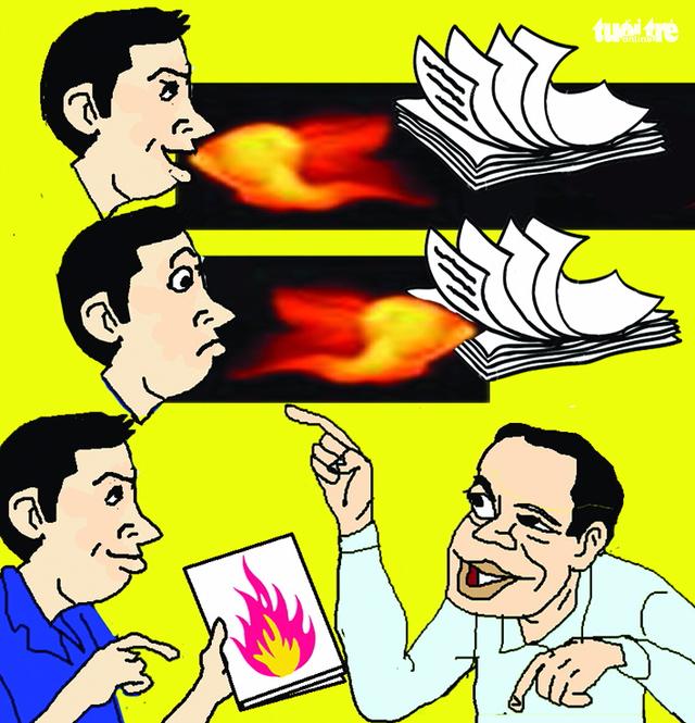 Ngọn lửa rực cháy - Ảnh 1.