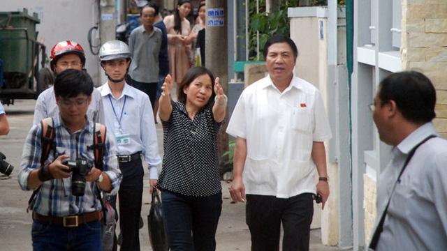 Đà Nẵng lấy ý kiến dân đặt tên đường Nguyễn Bá Thanh - Ảnh 1.