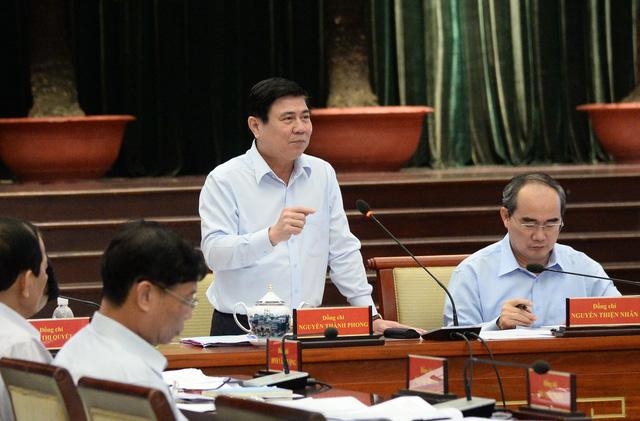 Tăng GRDP 8,5%, TP.HCM mới thu đủ ngân sách năm 2018 - Ảnh 4.