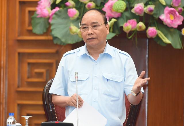 Thủ tướng muốn PVN vững vàng trong khó khăn - Ảnh 1.