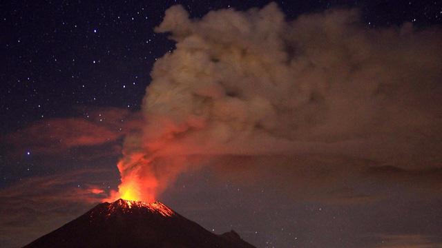 Có thể dự đoán chính xác núi lửa phun? - Ảnh 1.