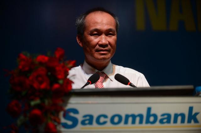 Đại gia Dương Công Minh dồn dập mua cổ phiếu Sacombank - Ảnh 1.