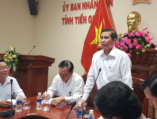 Tiền Giang sẵn sàng sơ tán 40.000 dân ứng phó với bão số 16 - Ảnh 1.
