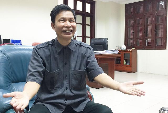 Ông Nguyễn Minh Mẫn sẽ họp báo về vụ xúc phạm báo chí - Ảnh 1.