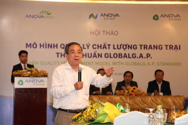 Giữa nỗi lo heo an thần, người Sài Gòn đã có thể mua thịt Global GAP - Ảnh 2.