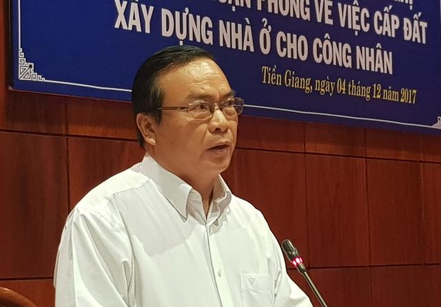 Lãnh đạo Tiền Giang nói sốt ruột vì căng thẳng ở trạm thu phí - Ảnh 1.