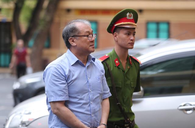Đại án OceanBank: ông Phạm Công Danh kháng cáo - Ảnh 1.