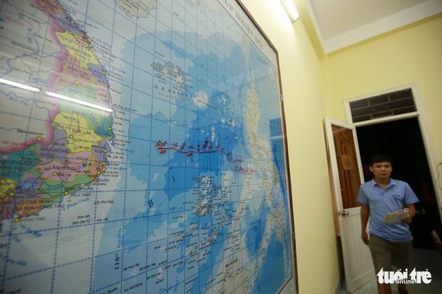Làng biển Phan Rang không ngủ trước bão lớn - Ảnh 11.
