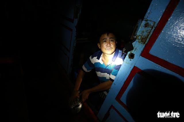Làng biển Phan Rang không ngủ trước bão lớn - Ảnh 5.