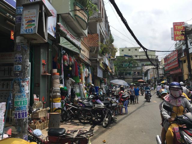 Duyệt hệ số điều chỉnh giá đất dự án kênh Hàng Bàng quận 6 - Ảnh 1.