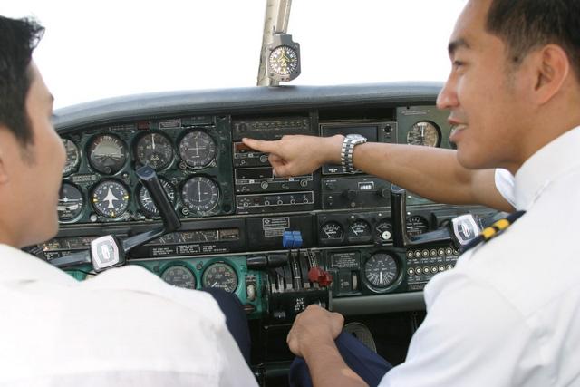 Du học New Zealand ngành phi công? - Ảnh 1.