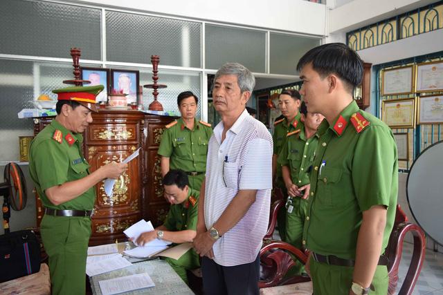Bắt tạm giam phó giám đốc Sở Khoa học công nghệ Trà Vinh - Ảnh 2.