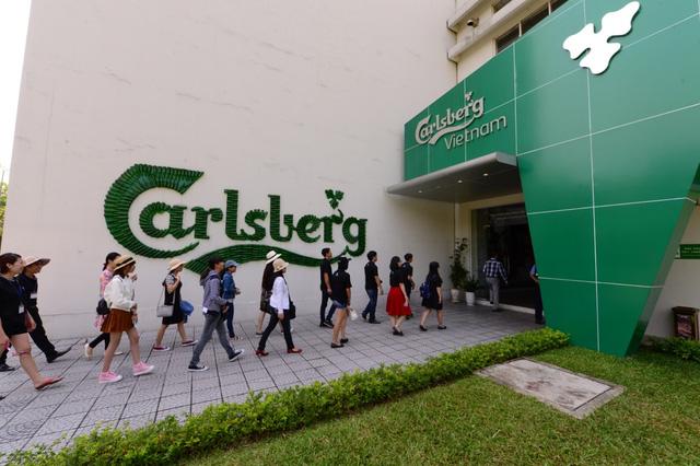 Nhà máy bia Carlsberg Việt Nam - điểm trốn nắng hoàn hảo cho mùa hè xứ Huế - Ảnh 2.