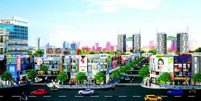 Singa City - Tâm điểm đầu tư đất nền quận 9 - Ảnh 2.