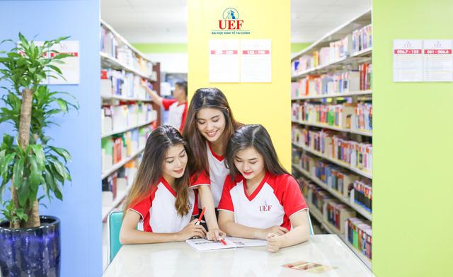 10 năm vươn tới hội nhập quốc tế giáo dục của UEF - Ảnh 2.