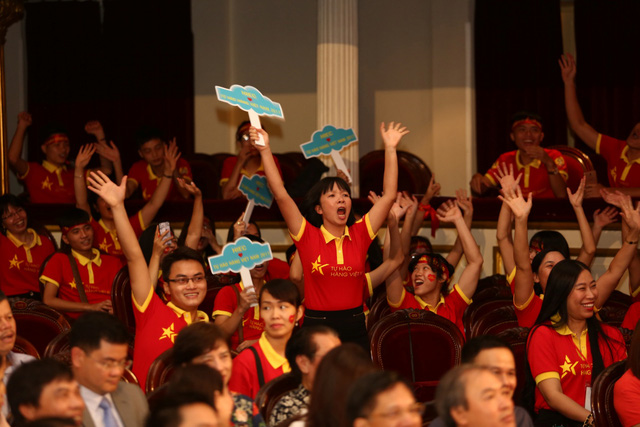 """Sinh viên khởi nghiệp cùng hàng Việt: Lâu lắm rồi mới """"chín phẩy năm"""" - Ảnh 2."""