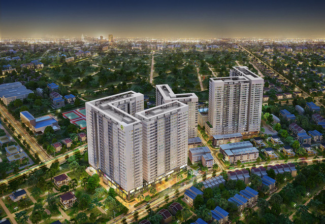 Các căn hộ đang có ưu đãi lớn trong tháng 10-2017 - Ảnh 2.