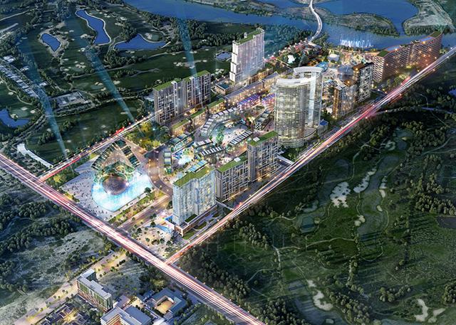 Tổ hợp giải trí 11.000 tỉ tại Đà Nẵng hiện tại ra sao? - Ảnh 1.