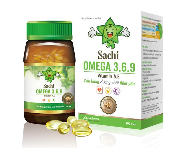 Sachi - Omega 369 từ thực vật tiên phong tại Việt Nam - Ảnh 1.