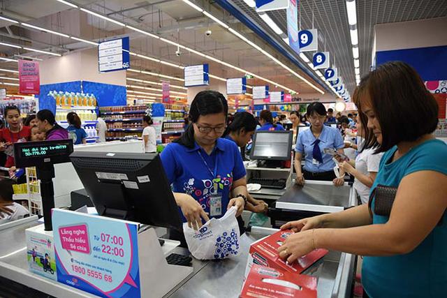 Tây Ninh sắp khai trương siêu thị Co.opmart thứ 3 - Ảnh 1.