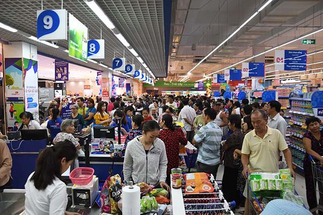 Tây Ninh sắp khai trương siêu thị Co.opmart thứ 3 - Ảnh 2.